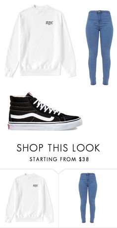"""Untitled #1131"" by alanawedge59 on Polyvore featuring Vans"