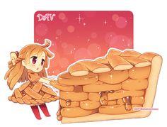 anime, girl,chibi,cute,kawaii