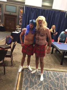 USA's Rickie Fowler and Bubba Watson) leave Gleneagles behind in style