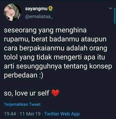 Daily Qoutes, Postive Quotes, Reminder Quotes, Quotes Indonesia, Bff Pictures, Self, Love You, Humor, Motivation