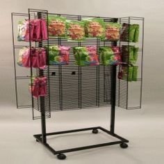 Snacks racks, from Jiangxi Yifu Industry Co.,Ltd | Buy wire product Products on Tradebanq.com http://shar.es/OkXYR