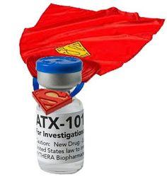 ATX-101 superman cap