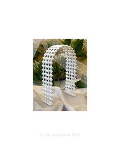 Quinceanera Decorations - Quinceanera Plastic Arches #AR280 Quinceanera Decorations, Arches, Plastic, Arch, Bows