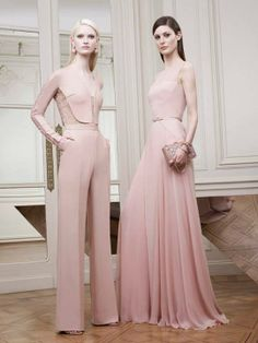 Resort 2015 - Paz Vega / Julianne Moore