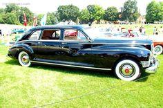 1947 Packard Custom Super Clipper Eight Image