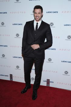 William Levy Photos: 'Addicted' Premieres in NYC