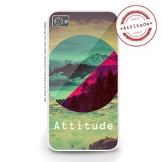 iPhone 4/4S iPhone 5/5S/5C Geometric Green and by AttitudeCases, £10.99