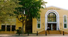 Check out Miami's Jewish Museum to learn about Jewish #History in Miami during #MiamiHeritage Month.