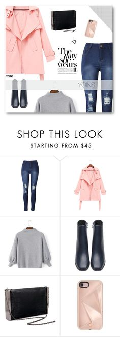 """""""He Had The Plowman's Strength In The Grasp Of His Hand - Yoins XXXVII"""" by paradiselemonade ❤ liked on Polyvore featuring Rebecca Minkoff, yoins, yoinscollection and loveyoins"""