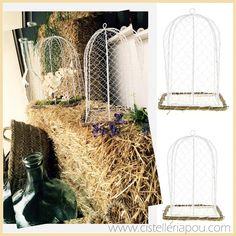 Elementos de decoración para bodas, eventos y espacios al mayor. Decoración vintage