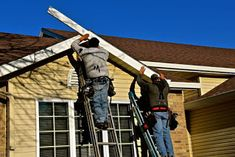 Should You Have Your Roofer Replace Your Siding Too? Cement Siding, Metal Siding, Domino Effect, Roofing Companies, Peeling Paint, Protecting Your Home, Stone Veneer, Fix You, 40 Years