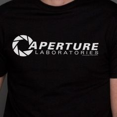 Portal 2 - Aperture Laboratories T-Shirt - Jinx UK Stockist