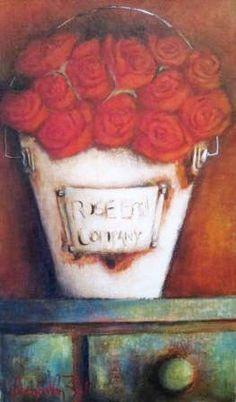 Valencia Van Zil Artsy Fartsy, Valencia, Still Life, Free Printables, Decoupage, Bloom, Watercolor, Fine Art, Cupboards