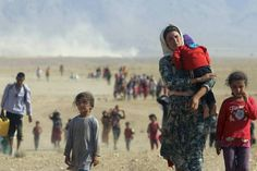 cristiani in fuga iraq e siria