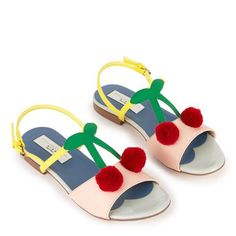 Stella McCartney #GirlsSandals   #stellakids #stellamccartney #girlsshoes