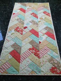 Friendship Braid Quilt