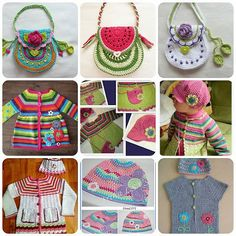 Crochet designs by Vendulka Maderska