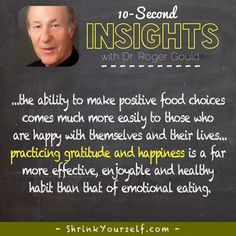 The Secret to Making Better Food Choices #words #quote #inspiration