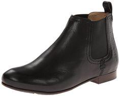 $237.50 FRYE Women's Jillian Chelsea Boot, Black, 8.5 M US