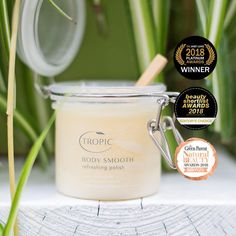 Buff your skin to perfection with our founding product, a nourishing body exfoliator that will leave your skin super soft and smooth. Body Shop At Home, The Body Shop, Natural Face Cream, Natural Skin Care, Vegan Makeup, Body Care, Tropical, Happy Saturday, Saturday Night