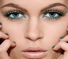 Maquillaje para Ojos Verdes explicado paso a paso