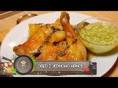 Oběd z jednoho hrnce - Nejlepší tip na rychlý oběd z kuřecích stehen! - YouTube Food And Drink, Turkey, Chicken, Youtube, Diet, Kitchens, Drinks, Essen, Turkey Country