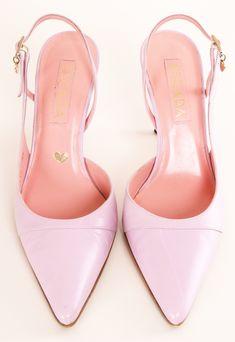 Pretty Pink Heels.