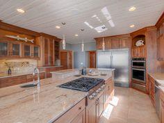 In dieser Küche können sich gleich mehrere Hobbyköche austoben und neues probieren! | Neskowin, Oregon, USA, Objekt-Nr. 677477vb