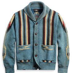 #rrl #doublerl #ralphlauren #sweater #cardigan #lookingforanxxl #soldout #theonethatgotaway #vintagedesign
