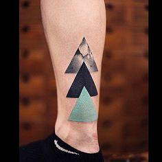 35 Coolest Geometry Tattoos. | Best Tattoo Ideas Gallery