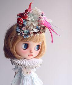 #cassiopeiaspice #blythe #customblythe #blythecustom #doll #henriettejardin #k07 #k07doll
