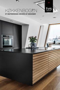 Find inspiration her. New Kitchen, Kitchen Design, Cabinet, Storage, Interior, Furniture, Kaffe, Home Decor, A3