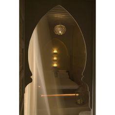 1001 Nacht-Feeling: Die Zimmer sind in natürlichen Materialien und warmen Farben gehalten