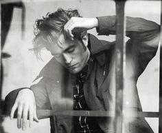 PETER LINDBERGH for Dior magazine | Robert Pattinson {FeistyAngel edit}
