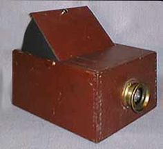 Wooden Box Camera Obscuras from the Wilgus Collection page 1