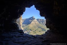 South Africa Cape Town Lions Head Wallys Cave-13