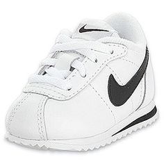 Retro Inspired and classically Styled, the Cortez from Nike features a durable bottom and a leather upper.