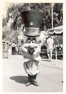*MAD HATTER ~ Alice in Wonderland, Vintage