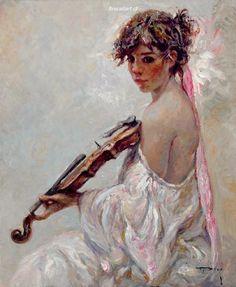 Royo - La Violiniste
