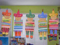 Cute Mexico craft                                                                                                                                                      Más