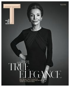 Lee Radziwill for New York Times Style Magazine