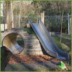 Gorgeous and inviting outdoor play spaces 50 – Home Design Ideas – natural playground ideas Kids Outdoor Play, Outdoor Play Spaces, Backyard For Kids, Outdoor Fun, Outdoor Games, Backyard Playset, Backyard Playground, Backyard Games, Kids Play Spaces