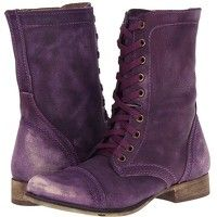 Purple Boots•Fashion