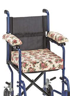 Handmade Wheelchair Or Power Chair Armrest Covers By