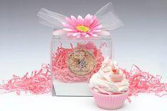 Just Ducky Cupcake Soap by KMElegantCreations on Etsy, $7.00