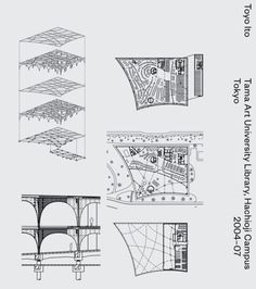 Image result for Tama Art Library, Japan toyo ito