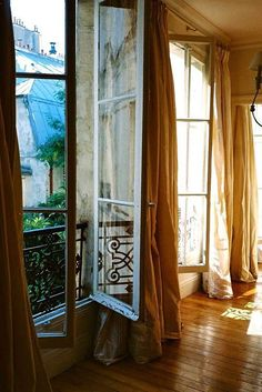 French Doors, Provence, France