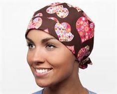Image result for Free Printable Surgical Scrub Hat Pattern Scrubs Pattern, Scrub Hat Patterns, Hat Patterns To Sew, Sewing Patterns, Chemo Caps Pattern, Bonnet Pattern, Nurse Hat, Crochet Cap, Diy Hat