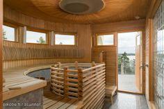 Myynnissä - Omakotitalo, Västerskog,Itäsalmi, Sipoo:   #sauna #oikotieasunnot Saunas, Sauna Steam Room, Sweat Lodge, Outdoor Sauna, Finnish Sauna, Dream Rooms, Basin, Interior Decorating, Spa