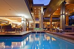 Contemporary South African SGNW House by Metropole Architects  © Grant Pitcher  Click the picture for more!